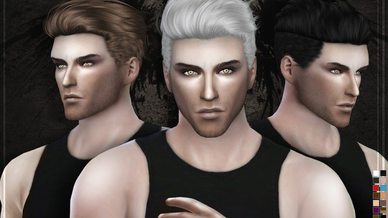 Stealthic – Haunting (Male Hair)