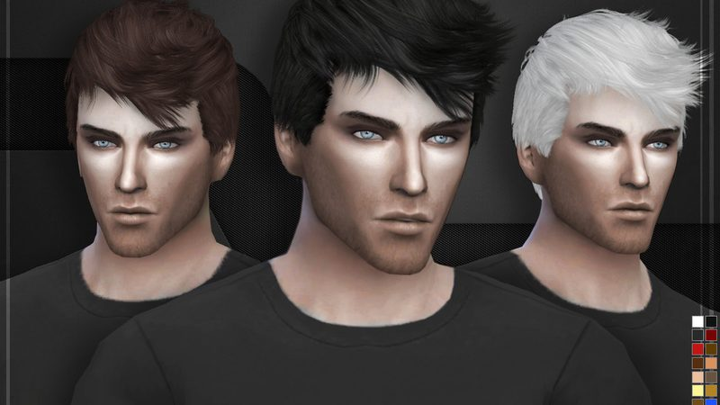 Stealthic – Persona (Male Hair)