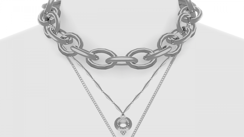 Simpliciaty – Jules Necklace