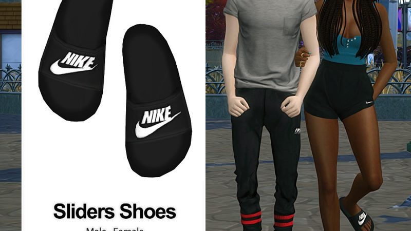 Eansims – Sliders Shoes