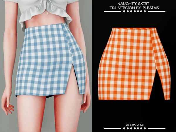 Plbsims – Naughty Skirt